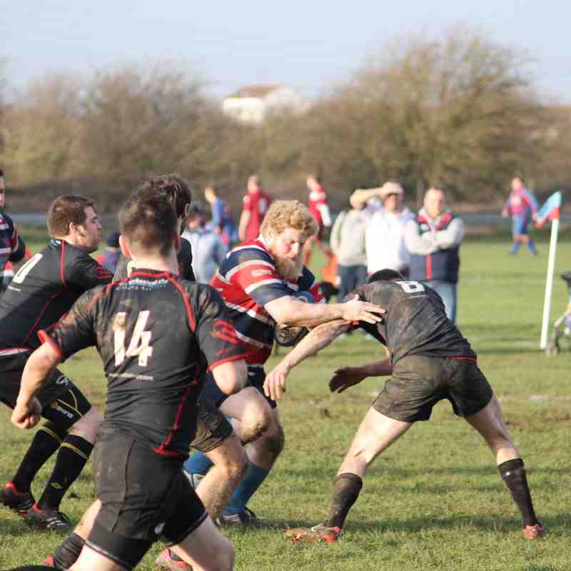 Grove RFC III v Gosford All Blacks II