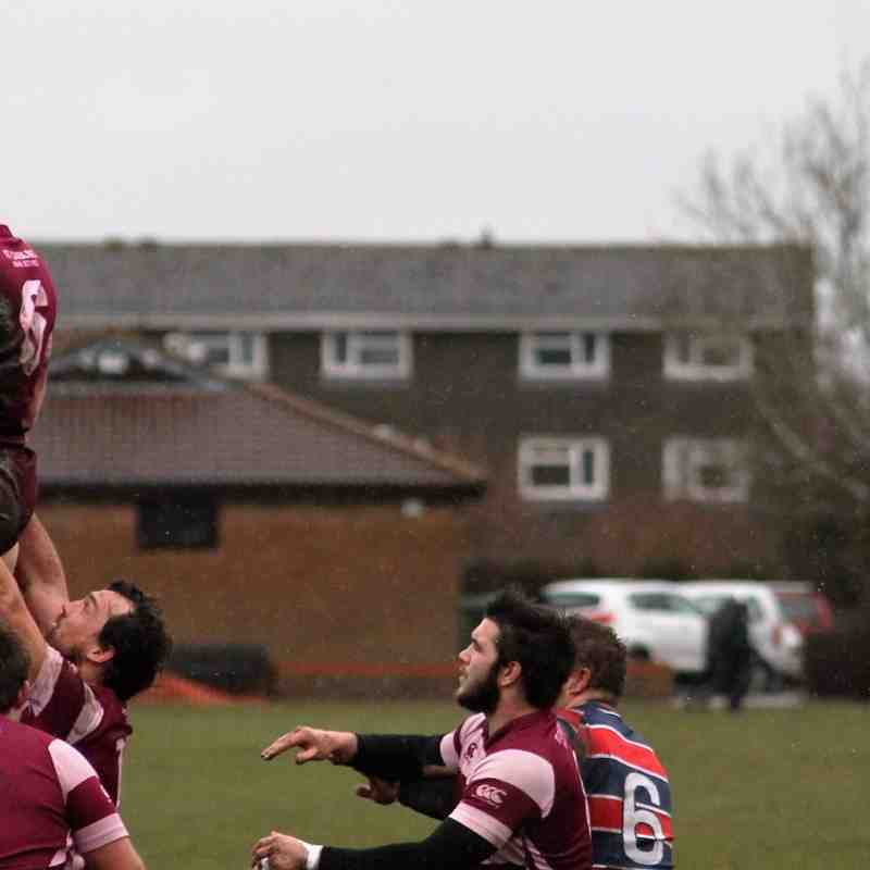 Grove RFC v Swanage & Wareham 20/02/2016