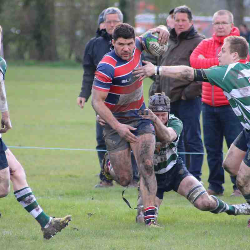 Grove RFC v Reading RFC 16/04/2016