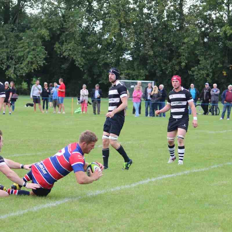Grove RFC v Chippenham RFC 24 September 2016