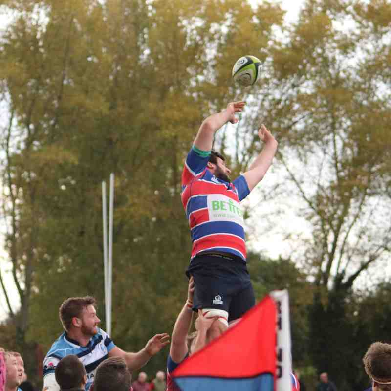 Grove RFC 19 v 18 Newbury Blues RFC
