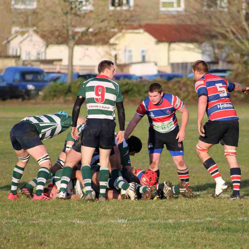Grove RFC v Reading RFC  26 November 2016