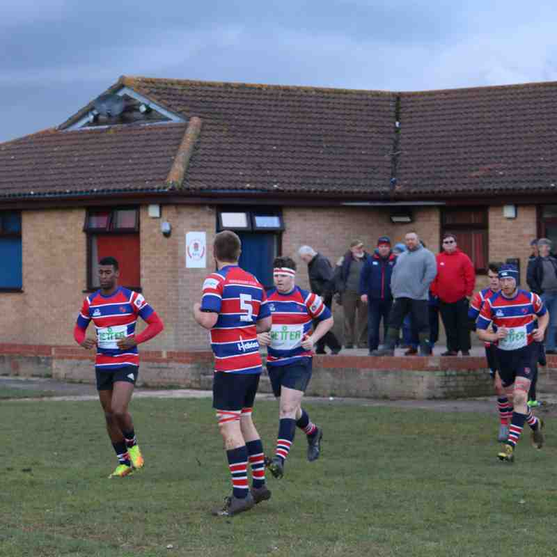 Grove RFC 10 v 5 Maidenhead RFC 28 Jan 2016