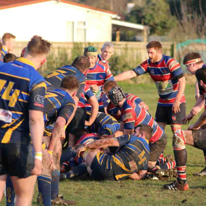 Grove RFC 32 v 29 Old Centralians 18 Feb 2017