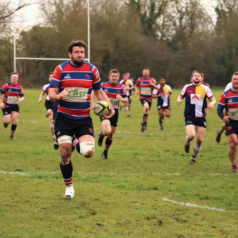 Grove RFC 18 v 18 Oxford Harlequins 11 March 2017