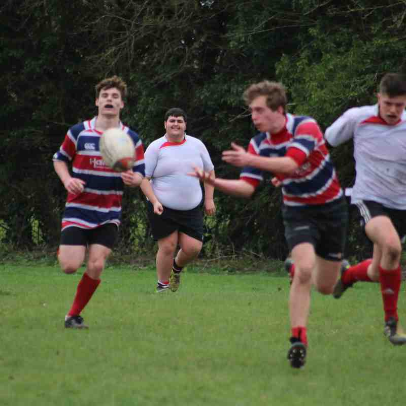Grove Colts v Grove Colts 19 March 2017