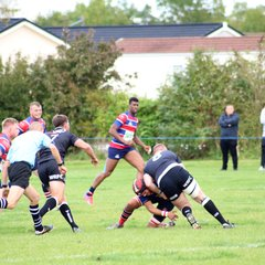 Grove RFC 19 v 37 Wimborne RFC 16 September 2017