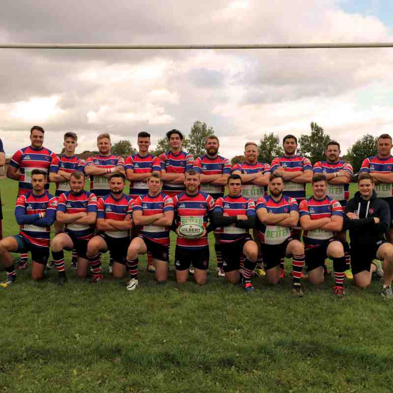 Grove RFC 22 v 32 Bicester RFC 30 September 2017