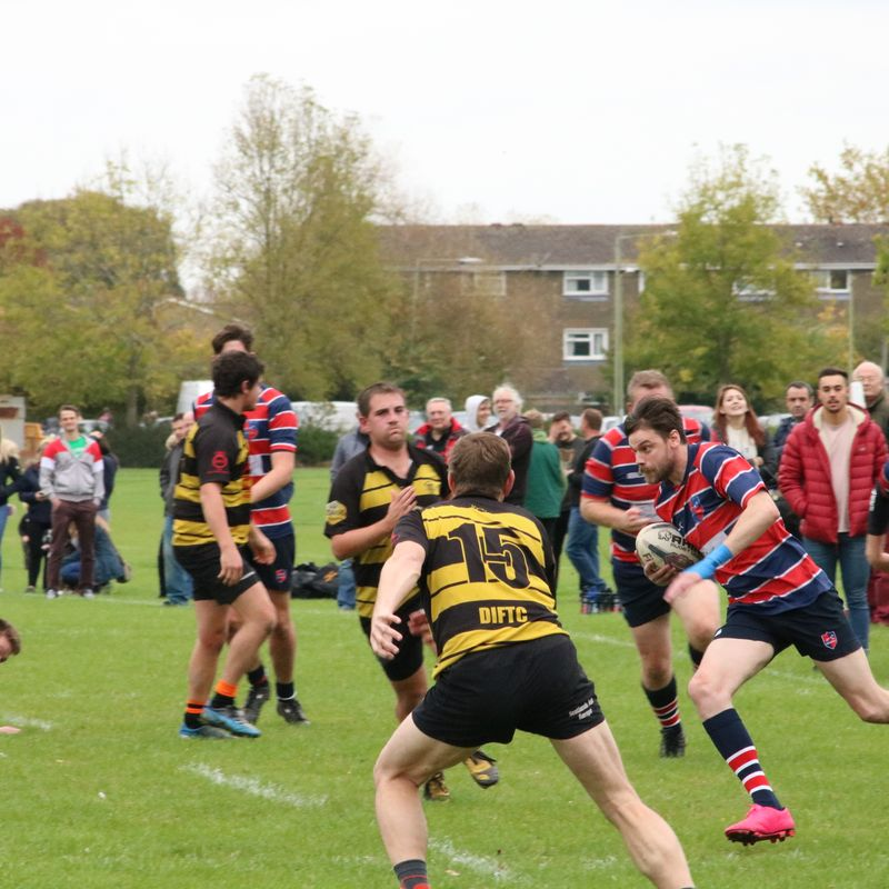 Grove III v Wallingford III 14 October 2017
