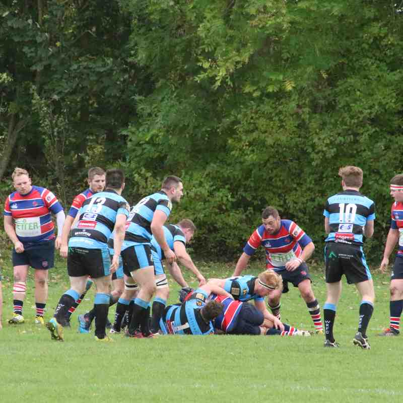 Grove 20 v 27 Witney October 21 2017