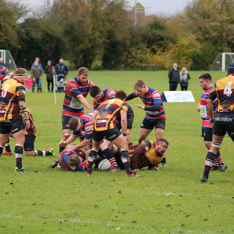 Grove v Old Patesians 11 November 2017