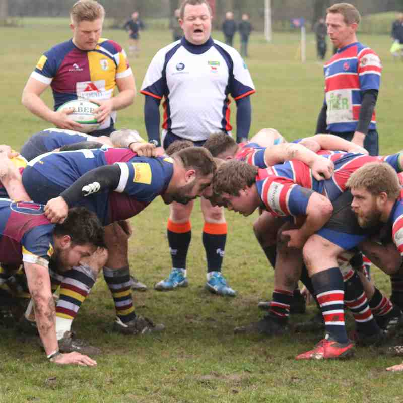 Grove v Oxford Harlequins 24 March 2018
