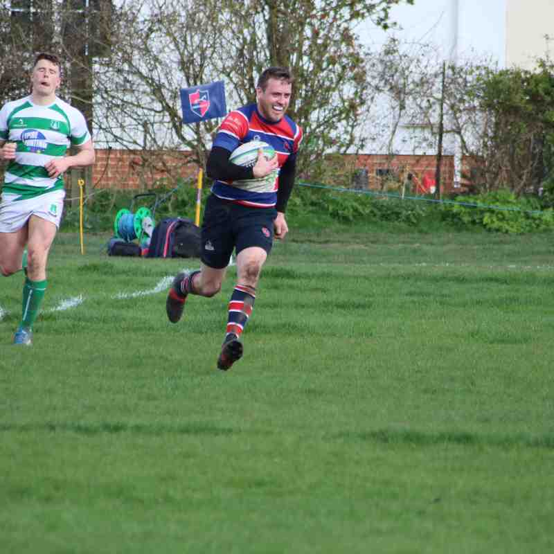 Grove v Salisbury 14 April 2018