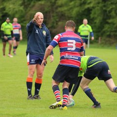 Grove 34 v 0 Old Centralians 28 April 2018