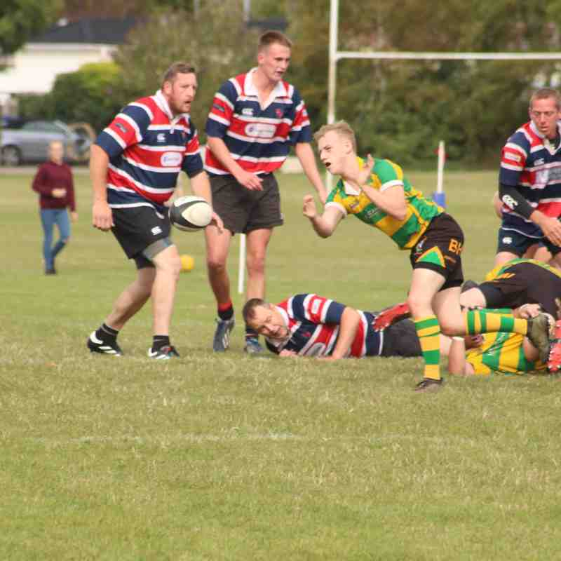Grove RFC III v Abingdon RFC II 8 September 2018
