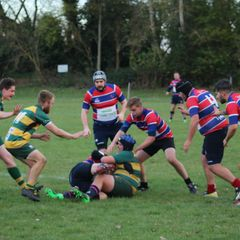 Grove II v Beaconsfield II 3 November 2018