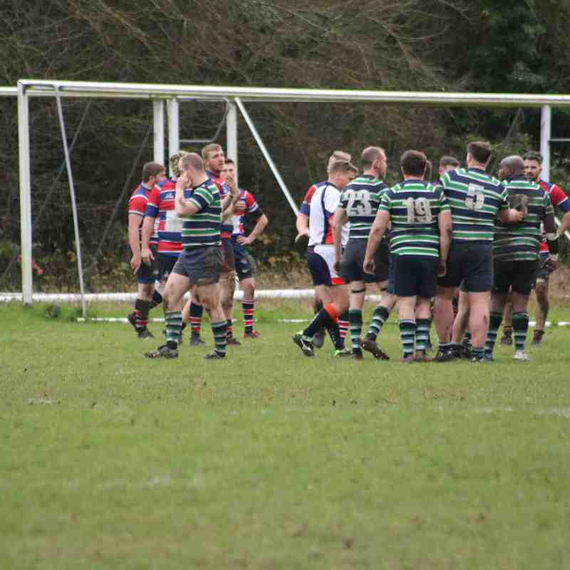 Grove II v Reading Abbey II 8 December 2018