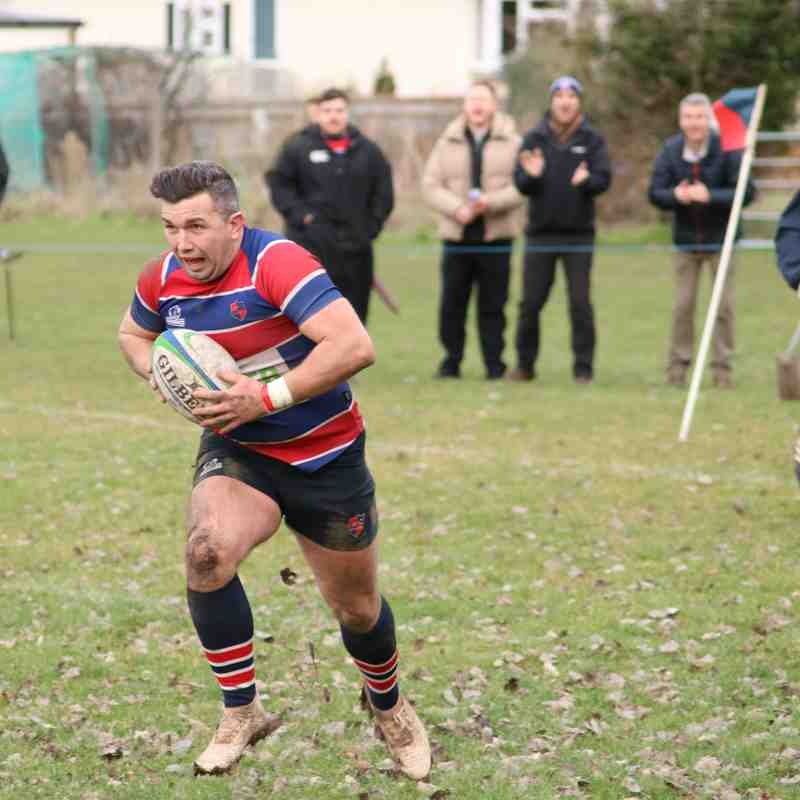 Grove RFC  v  Walcott RFC 26 Jan 2019