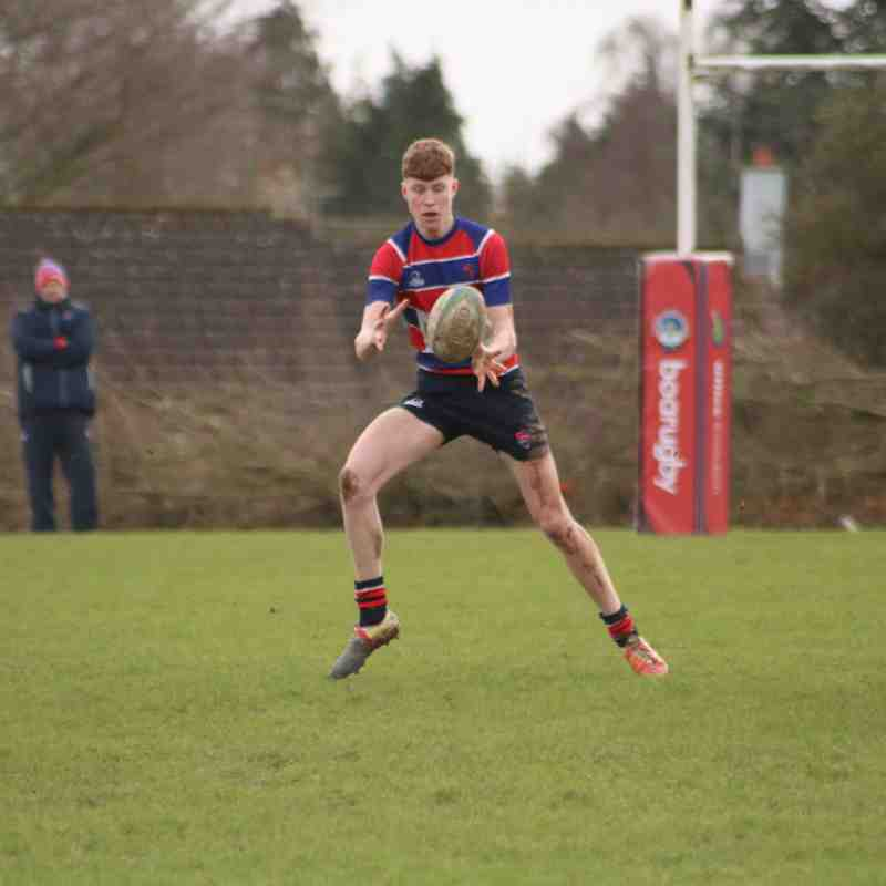 Bradford on Avon RFC v Grove RFC 9 Feb 2019