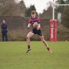 Bradford on Avon RFC v Grove RFC 9 Feb 2019