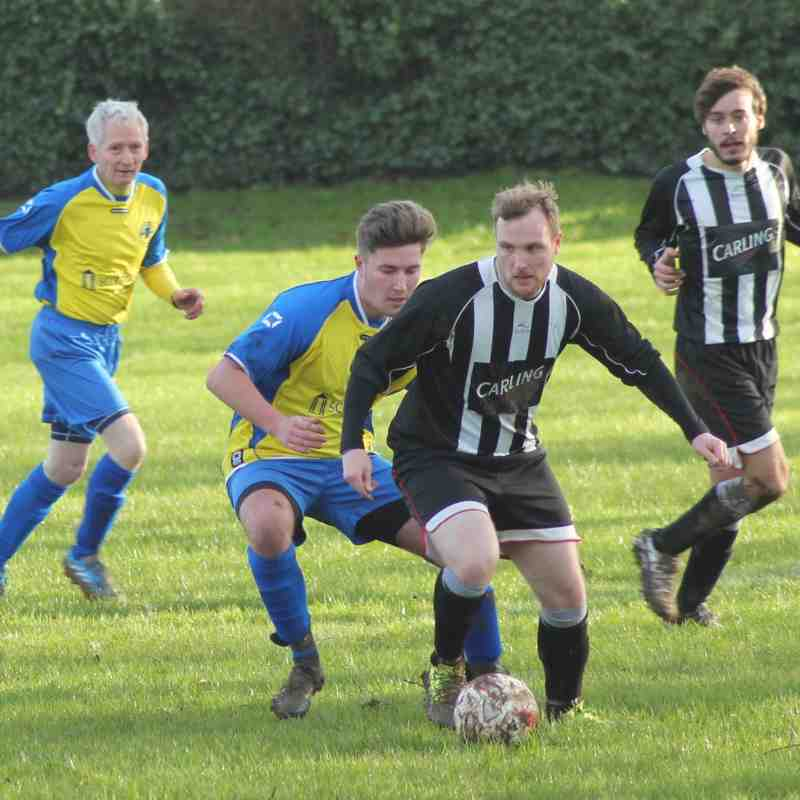 Spartan Rangers Res V Chipping Norton Town Res