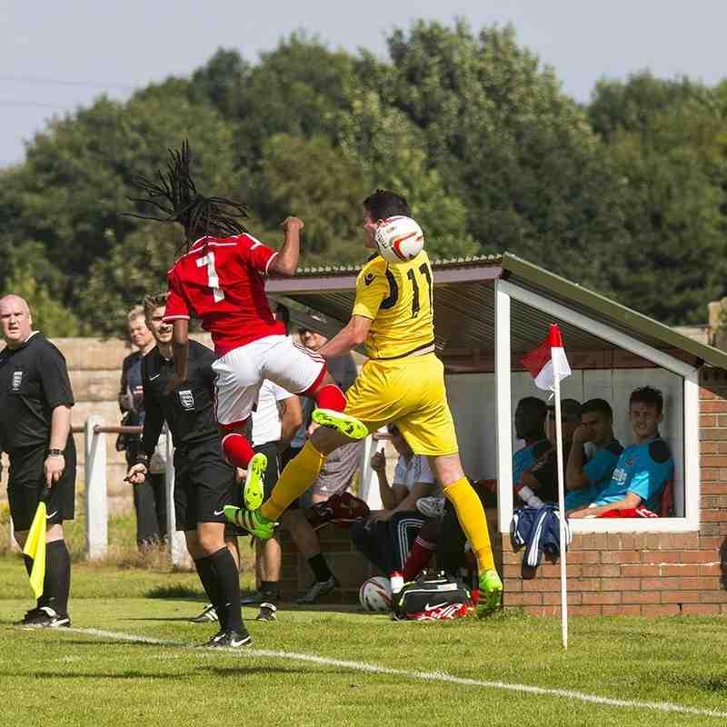 Prestwich Hays Vs Widnes FC