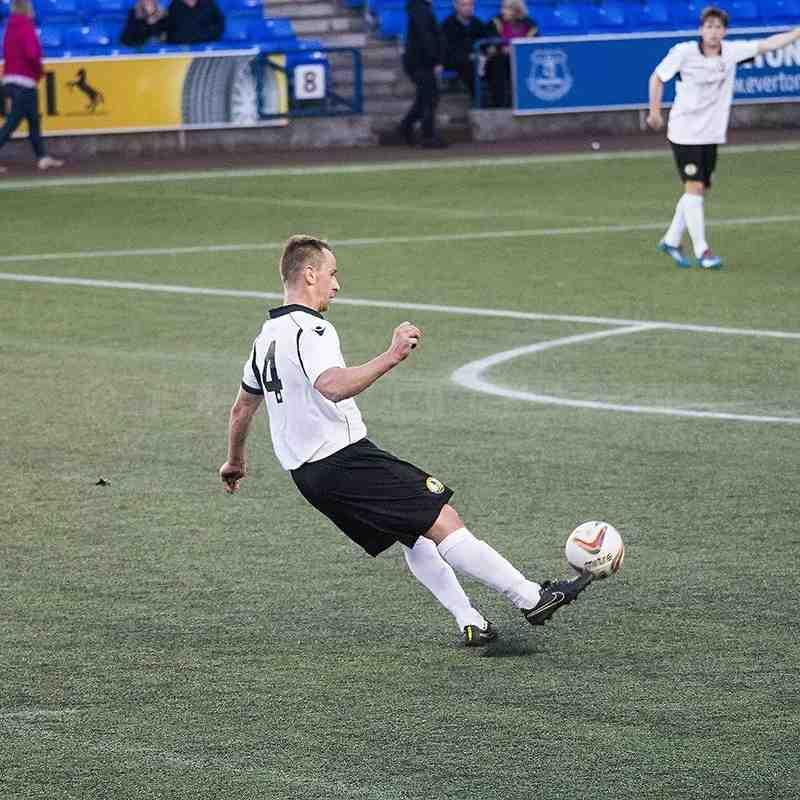 Widnes FC Vs Sanbach United FC