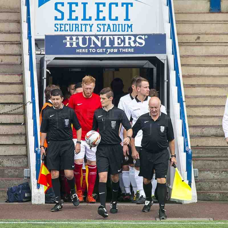 Widnes FC Vs Chadderton FC