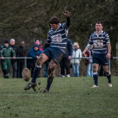 Challenge Cup 2nd Round - Hull Dockers 12 - Featherstone Lions 14