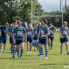 Featherstone Lions 40 - East Leeds 18