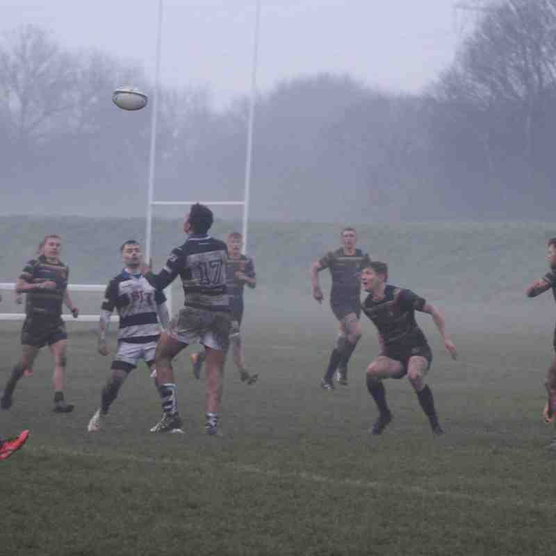 TMV 1's vs Tarleton - 16/12/17 - File 2