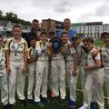 Barnt Green CC - Under 11 111/3 - 108/2 Ombersley CC - Under 11
