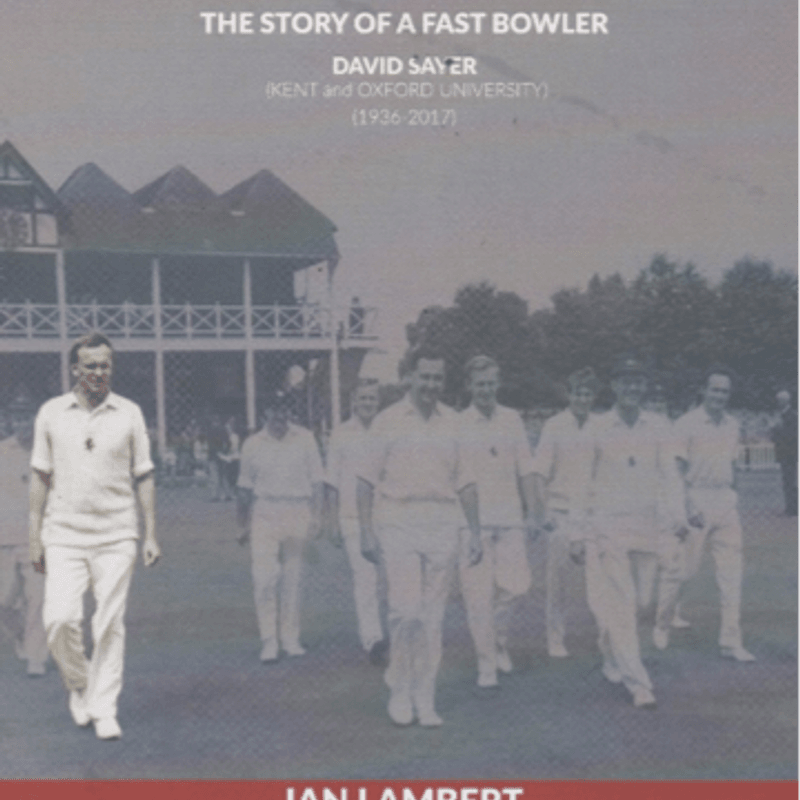 SLAYER- THE STORY OF A FAST BOWLER