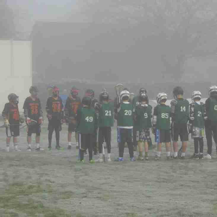 U14 Cup First Round
