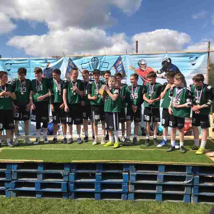 U14 Cup Success