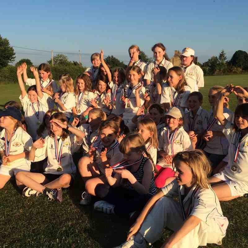 Chearsley CC Juniors 2014