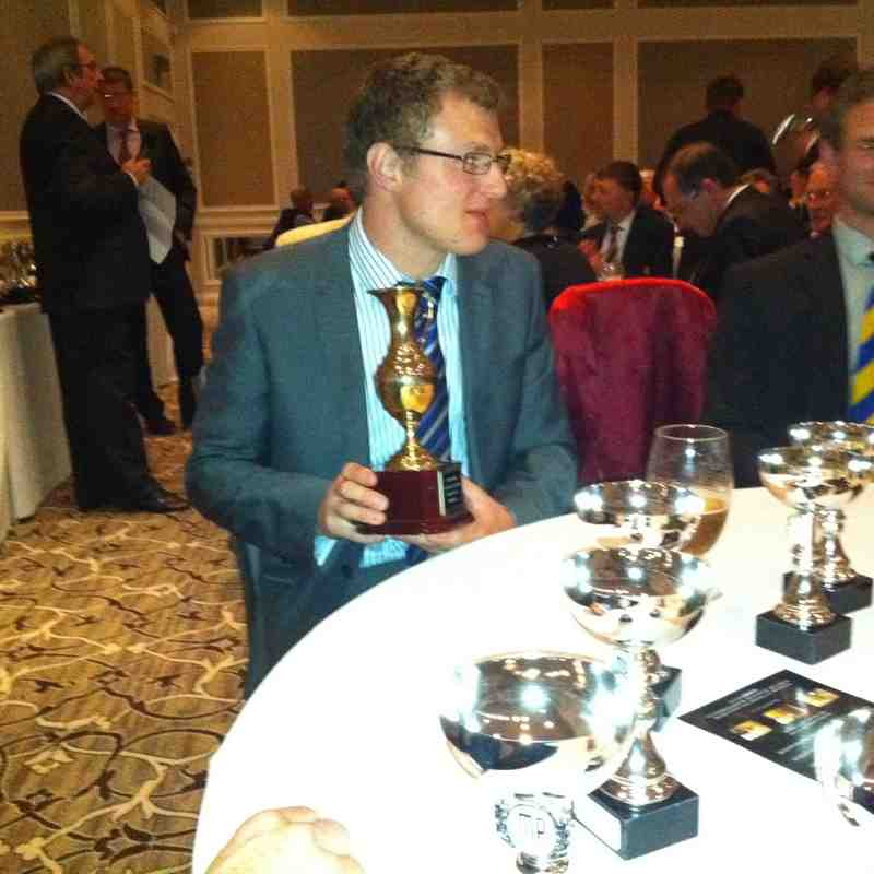 Chearsley CC Dinner