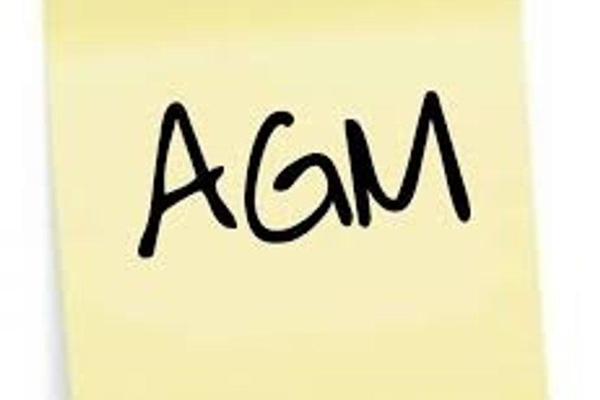 Chearsley CC AGM