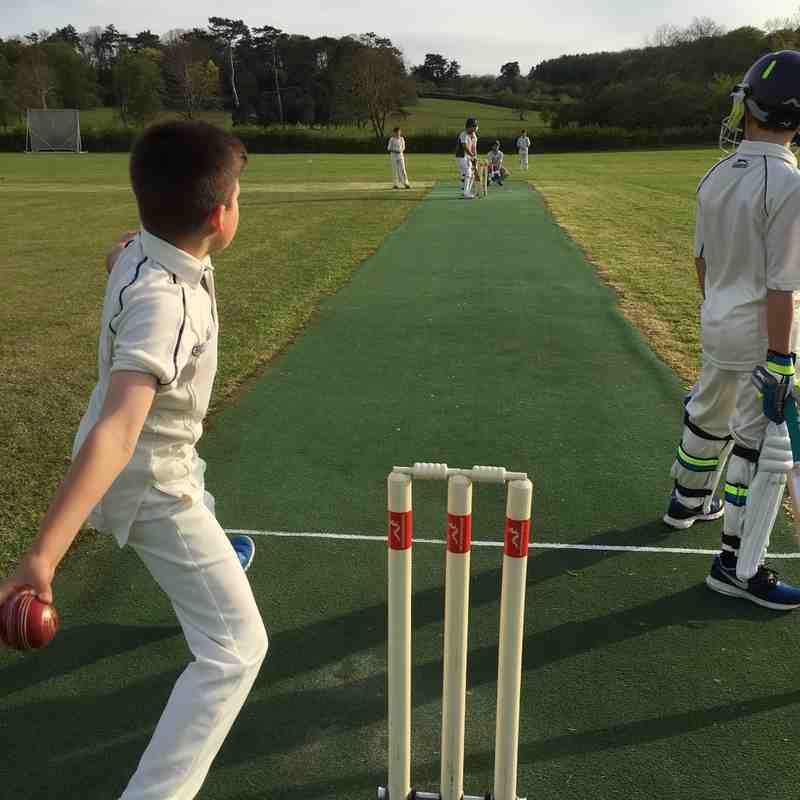 Chearsley CC juniors 2016