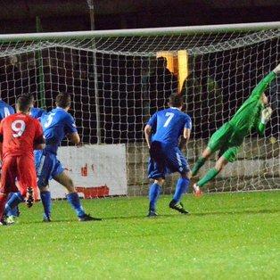 Skelmersdale United 1-4 Clitheroe