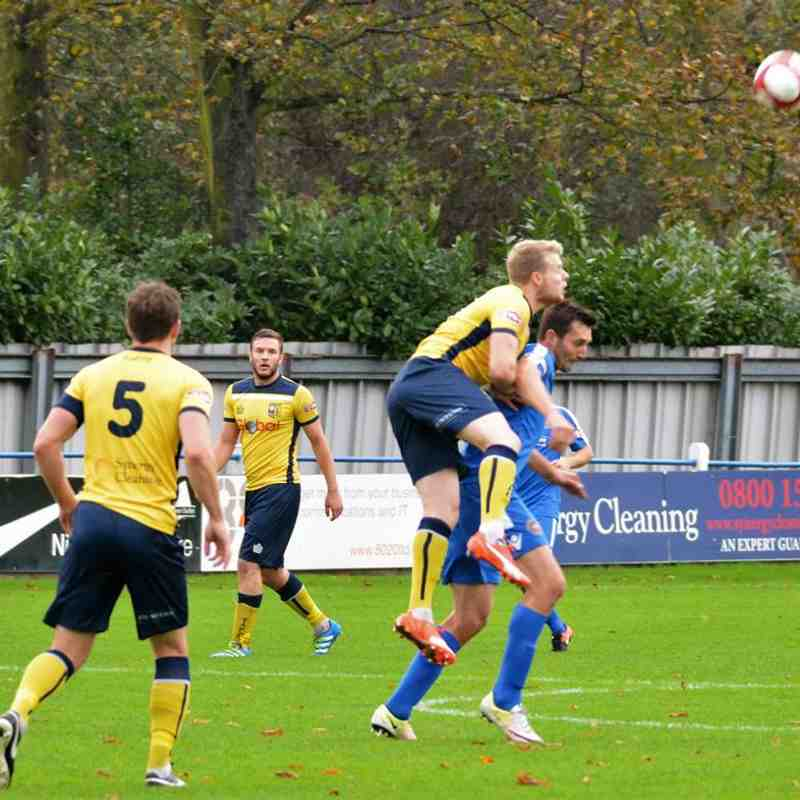 Tadcaster Albion (A) by John Driscoll