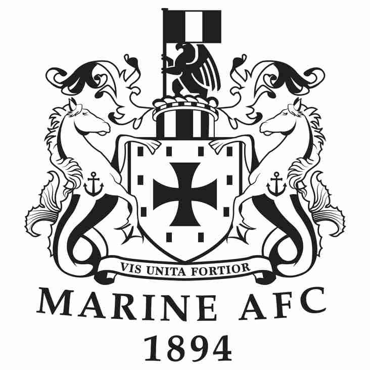 Marine AFC Aid United Stadium Issue