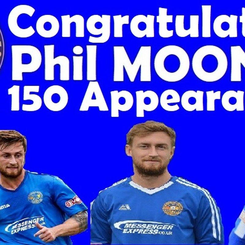Milestone Mooney Reaches 150