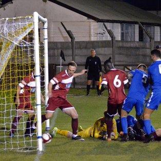 United Held By Nine-Man Bay
