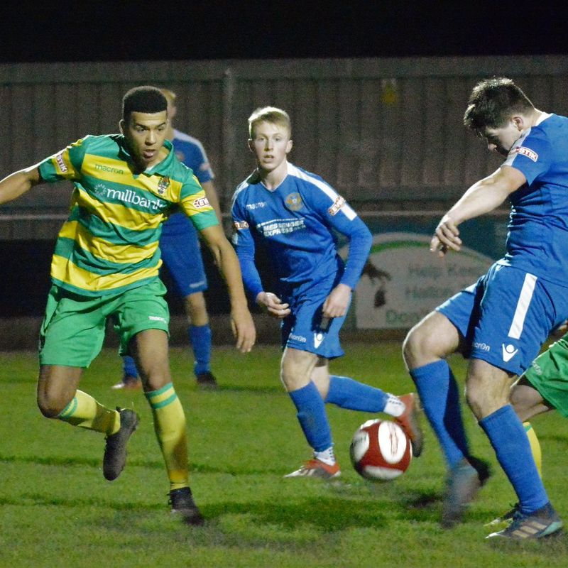 United Unlucky In Linnets Loss