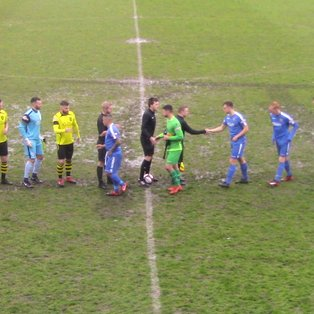 United Unlucky Not To Hold Colne