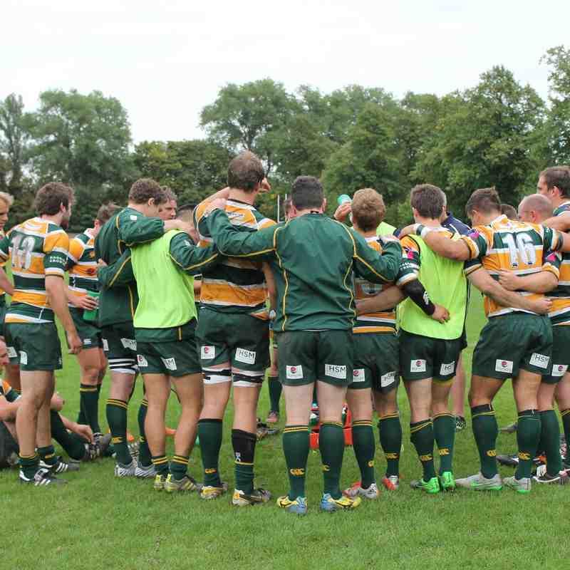Barnes 1st XV vs Canterbury - 05/09/2015