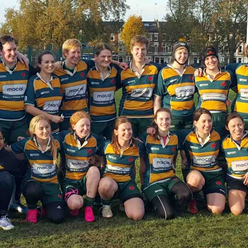 Ladies Match Reports