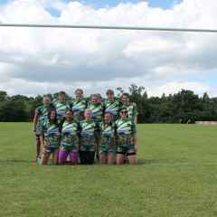 Barnes Ladies debut at 7s and the City tournament