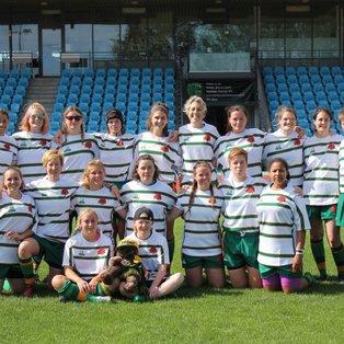 Guernsey Ladies vs Barnes Ladies - 17th September 2016
